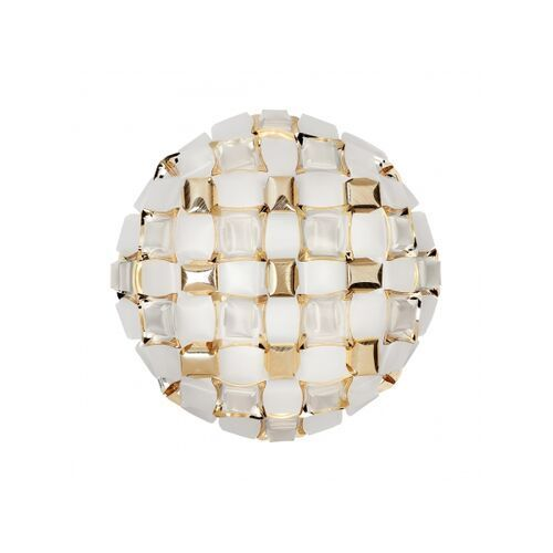 Slamp Lampa sufitowa/kinkiet mida large white/gold