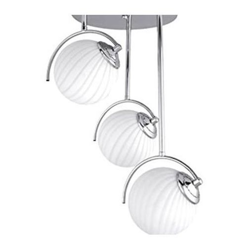 SPOT LIGHT LAMPA SUFITOWA GALEA 3xE27 60W 8111328, 8111328