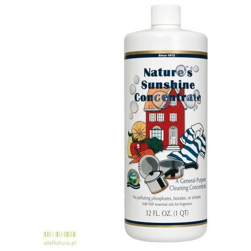 NSP uniwersalny koncentrat (płyn do mycia) 947ml