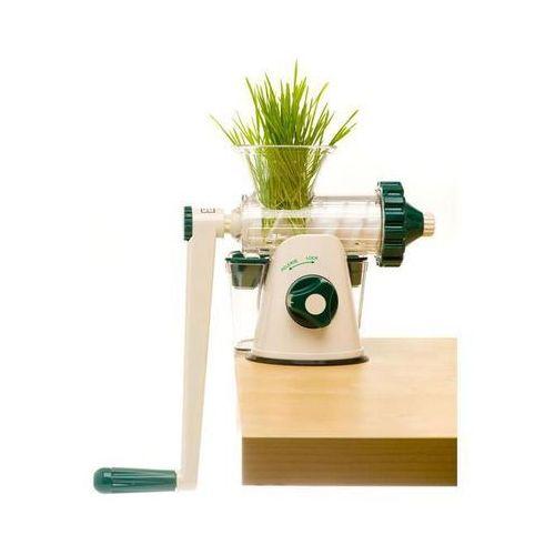 Ręczna wyciskarka soku  healthy juicer 3g biała - model 2013 marki Lexen