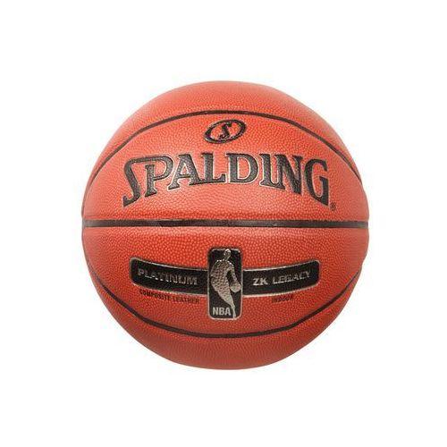 Spalding NBA PLATINUM LEGACY Piłka do koszykówki orange
