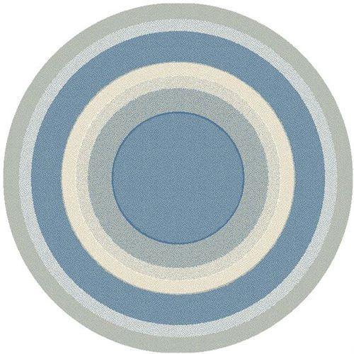Dywan splendor ohro blue (koło) 133x133 marki Agnella