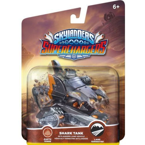 Skylanders: SuperChargers - pojazd Shark Tank