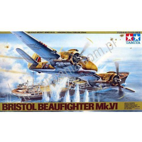 Brytyjski samolot myśliwski Bristol Beaufighter Mk.6 Tamiya 61053