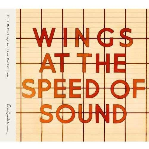 At The Speed Of Sound - Hq - (0888072356740)