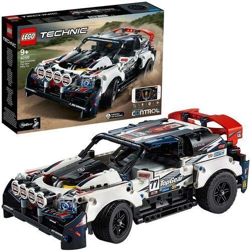 LEGO Technic 42109 RC Top Gear auto wyścigowe sterowane przez aplikację, 1_718765