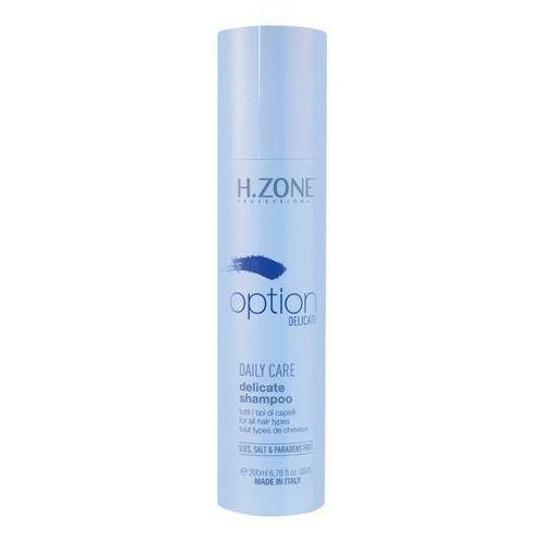 RENEE BLANCHE H-Zone OPTION delicate & daily care szampon do wszystkich rodz. włosów 200 ml (8006569144799)