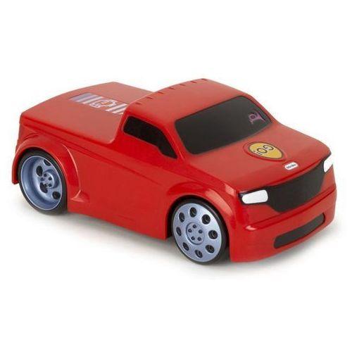 Little tikes Dotknij i jedź samochód wyścigowy, czerwona ciężarówka (0050743646157)