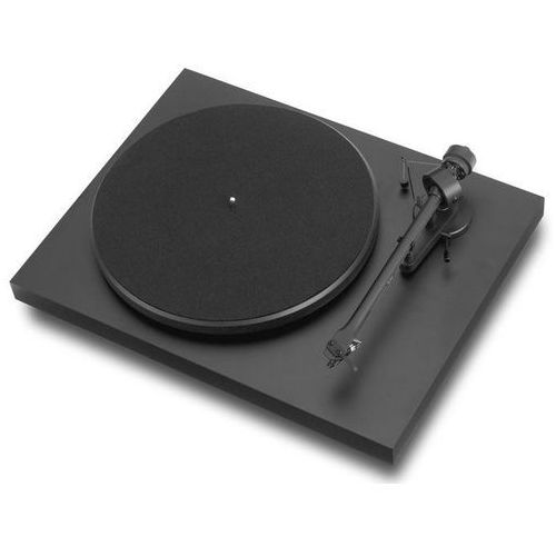 Gramofon PRO-JECT Debut III Czarny + DARMOWY TRANSPORT!, DEBUT III (DC)