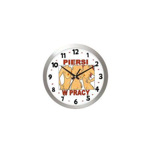 Zegar aluminiowy dla pracoholika marki Atrix