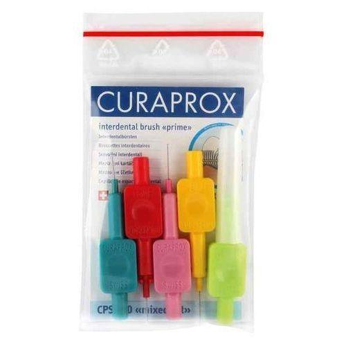 """Curadent zestaw """"handy mix set"""" cps 150 (cps 06-011 plus uchwyt) marki Curaprox"""