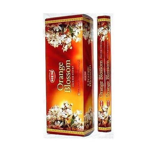 Kadzidełka orange blossom kwiat pomarańcza  200szt. marki Hem