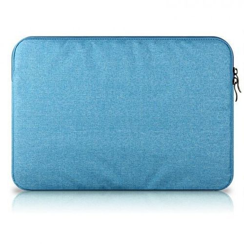 Tech-protect Pokrowiec  sleeve apple macbook air / pro 15 niebieski - niebieski