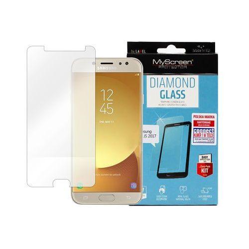 Samsung galaxy j5 (2017) - szkło hartowane diamond glass marki Myscreen protector