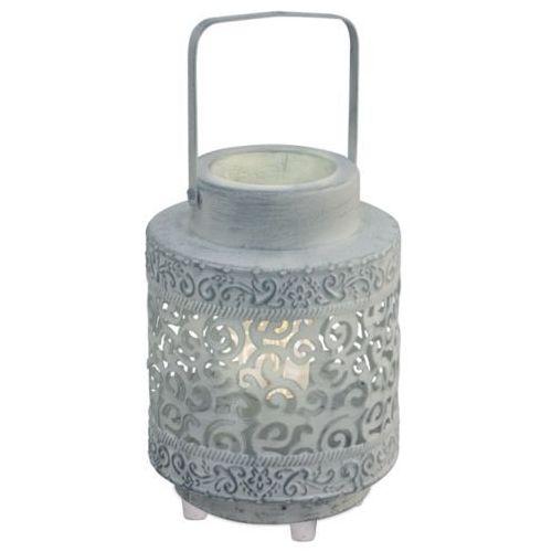 Eglo Lampa stojąca vintage talbot - 17 cm czarna patyna, 49276