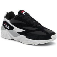 Sneakersy - v94m r low 1010716.12s black/white marki Fila