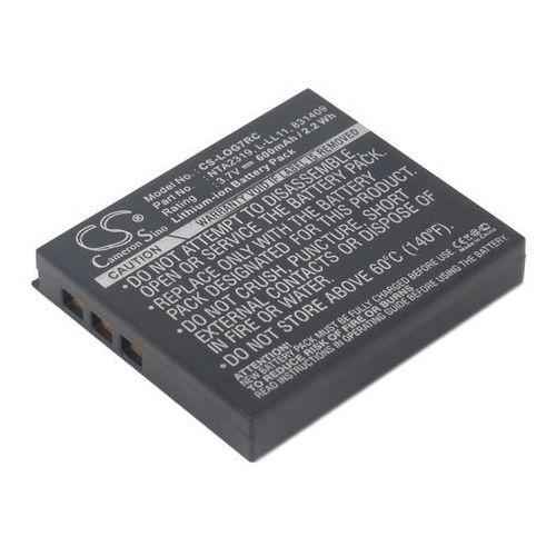 Cameron sino Logitech g7 laser cordless mouse / 831409 600mah 2.22wh li-ion 3.7v ()