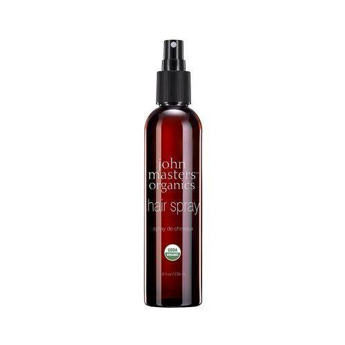 hair spray | organiczny spray utrwalający do włosów 236ml marki John masters organics