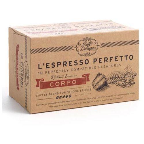 Diemme corpo kapsułki do nespresso – 10 kapsułek marki Nespresso kapsułki