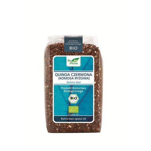 Bio planet : quinoa czerwona (komosa ryżowa) bio - 250 g