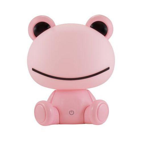 Lampka nocna żaba led 2,5w różowa 307675 /sanico marki Polux