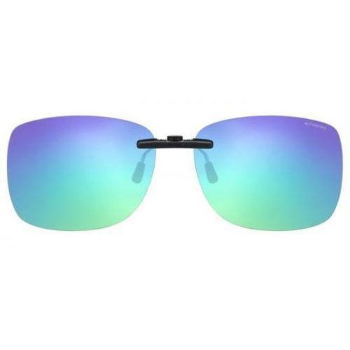 Polaroid Okulary słoneczne  pld 1002 clip-on polarized dl5/k7