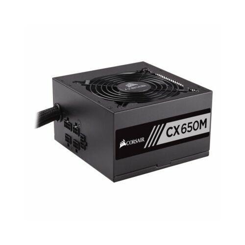Zasilacz CORSAIR CX650M 650W (CP-9020103-EU) DARMOWY TRANSPORT (0843591058094)