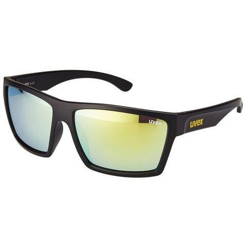 UVEX lgl 29 Okulary rowerowe czarny 2018 Okulary przeciwsłoneczne