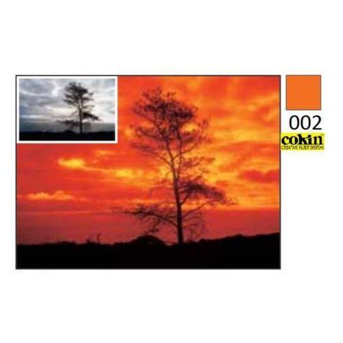 m filtr p002 orange filtr pomarańczowy marki Cokin