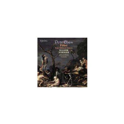 Hyperion Organ music of peter eben (2): faust, biblical (0034571171951)