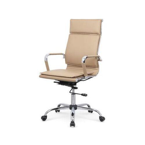 Style furniture Nestor fotel gabinetowy beżowy