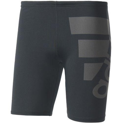 Adidas kąpielówki Inf+ Sol Llbx Black/Granite 8 (4057288868606)