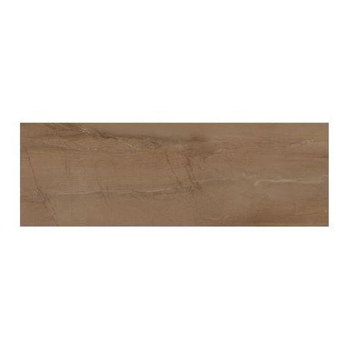 Ceramika color glazura terra brown 25 cm x 75 cm połysk