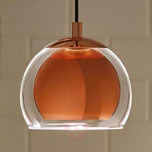 Eglo 94589 - Lampa wisząca ROCAMAR 1xE27/60W/230V (9002759945893)