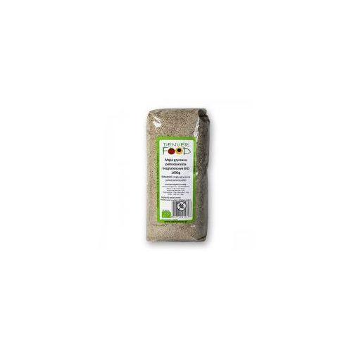 Bezglutenowa mąka gryczana pełnoziarnista BIO 1kg