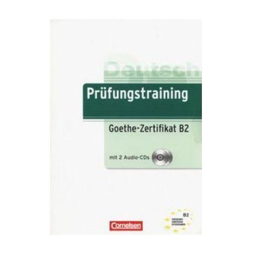 Goethe-Zertifikat B2, m. 2 Audio-CDs