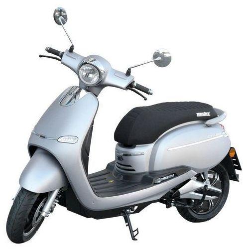 Hecht czechy Hecht citis silver skuter elektryczny akumulatorowy e-skuter motor motorek motocykl - oficjalny dystrybutor - autoryzowany dealer hecht