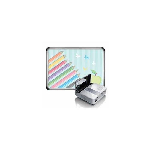 Newline Tablica interaktywna truboard r5-800l+ projektor ultra short benq mx842 ust z uchwytem