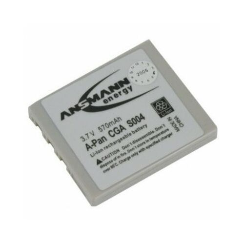 Akumulator ANSMANN 570 mAh do Panasonic A-Pan CGA S004