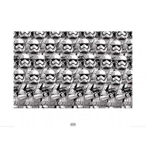 OKAZJA - Star Wars The Force Awakens Stormtrooper - reprodukcja