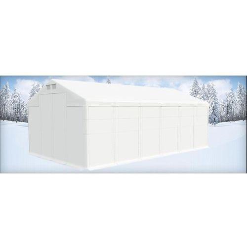Namiot 8x12x3,5, Całoroczny namiot przemysłowy, POLAR/SD 96m2 - 8m x 12m x 3,5m