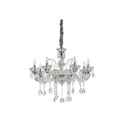 Ideal-lux Lampa wisząca colossal sp8 przezroczysta, 114187
