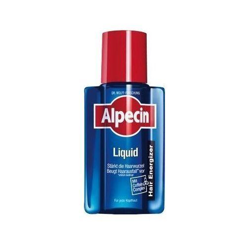 Alcina cosmetic polska Alpecin tonik do włosów 200ml