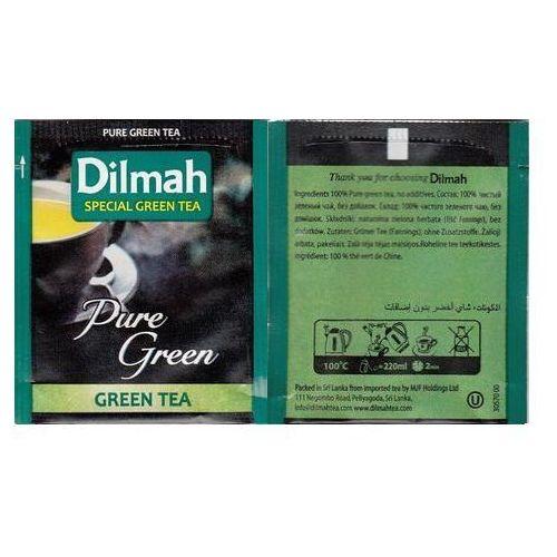 Dilmah Pure Green Czysta zielona herbata 500 szt. Koperta gastronomiczna
