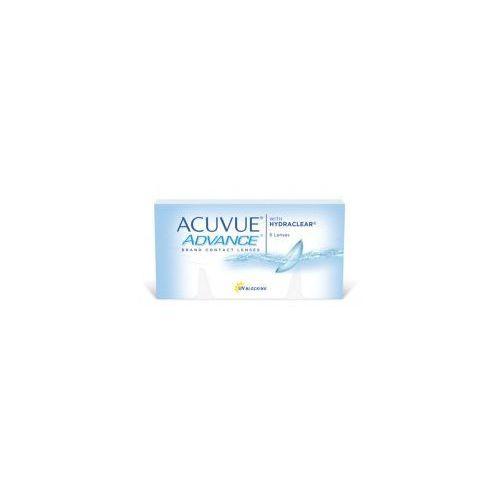 Acuvue Advance - BC 8,3 6 sztuk