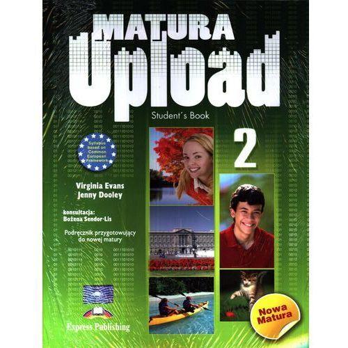 Matura Upload 2. Podręcznik + CD, Express Publishing