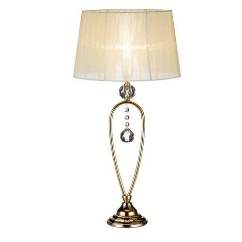 lampa stojąca CHRISTINEHOF złota, MARKSLOJD 102045