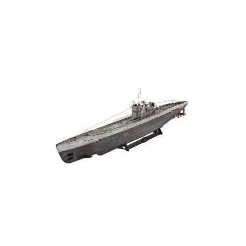 REVELL German Submarine Type IX C (05114) - SZYBKA WYSYŁKA (od 49 zł gratis!) / ODBIÓR: ŁOMIANKI k. Warszawy (4009803051147)