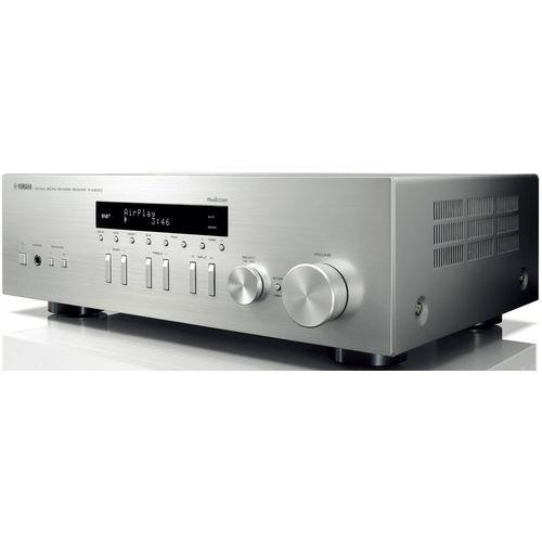 Amplituner YAMAHA MusicCast R-N303D Srebrny
