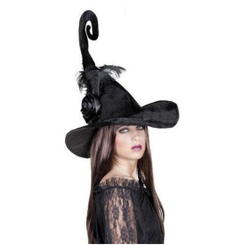 Kapelusz czarownica zakręcona